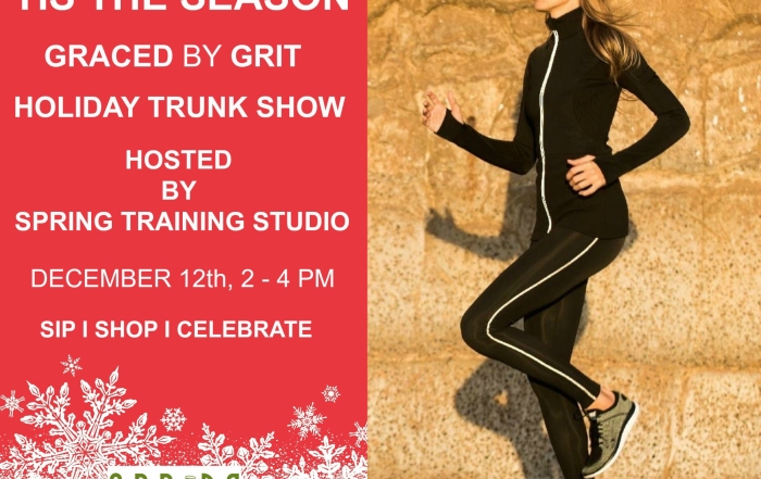 Holiday Trunk Show